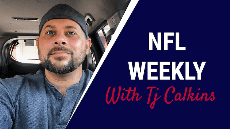 NFL Betting with TJ Calkins