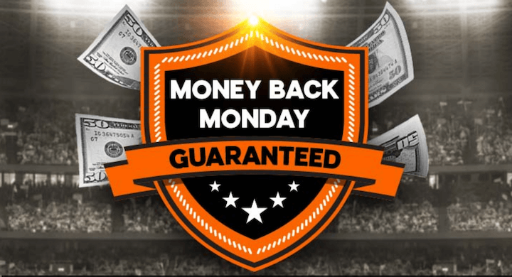 888sport Money Back Mondays Promotion