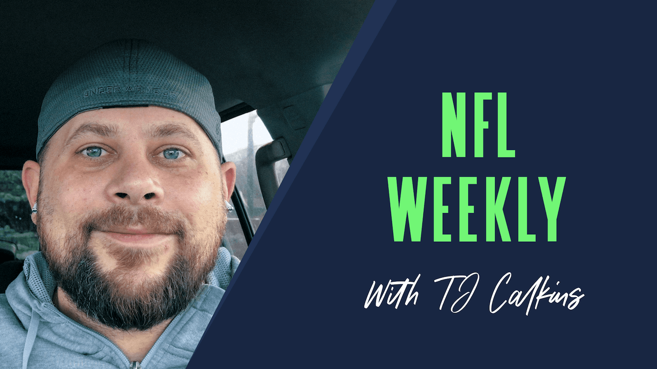 NFL week 13 Betting TJ Calkins