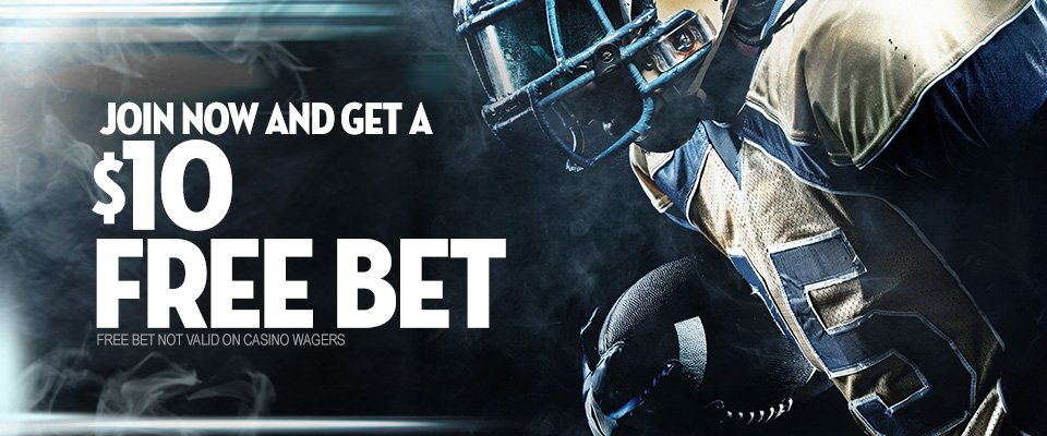 Caesars Sports $10 Free Bet