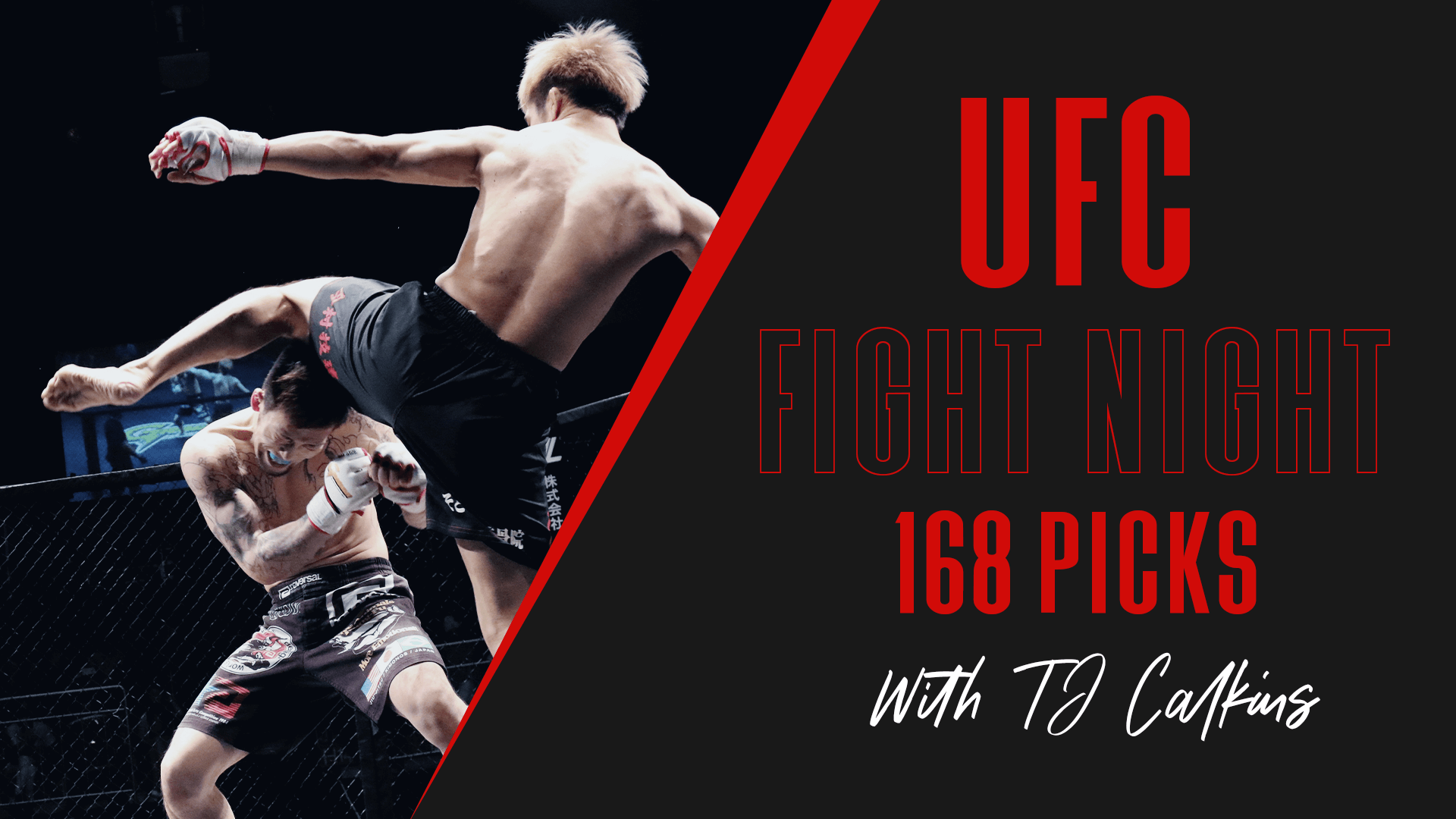 UFC Fight Night 168 Picks and Predictions