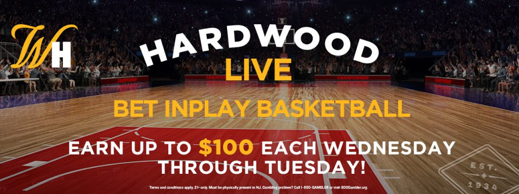 William Hill Hardwood Live