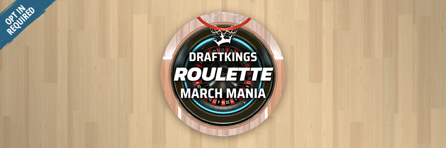 DraftKings Risk-Free Roulette