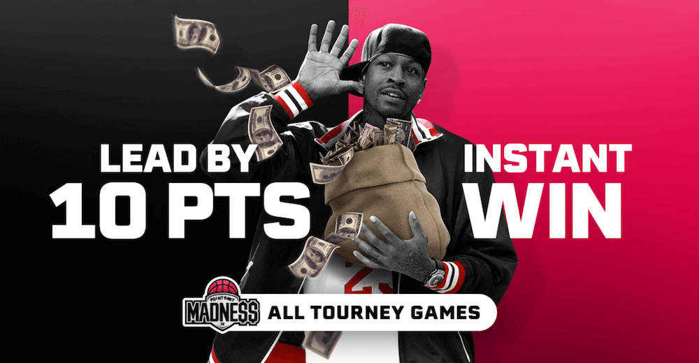 PointsBet March Madness Promo