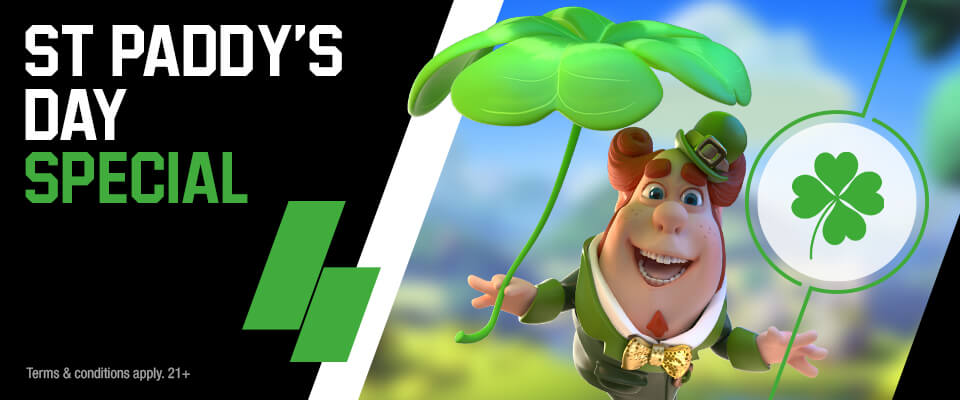 Unibet St Patricks Day Promo