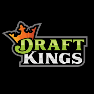 DraftKings Logo Black
