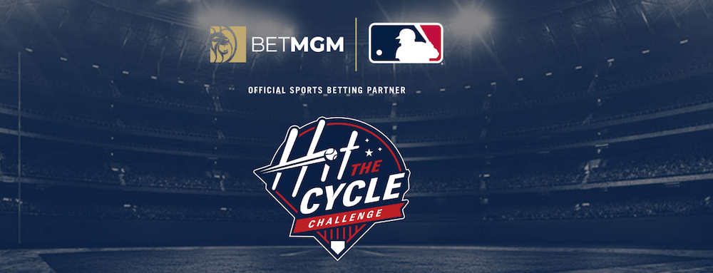 BetMGM Hit the cycle promo