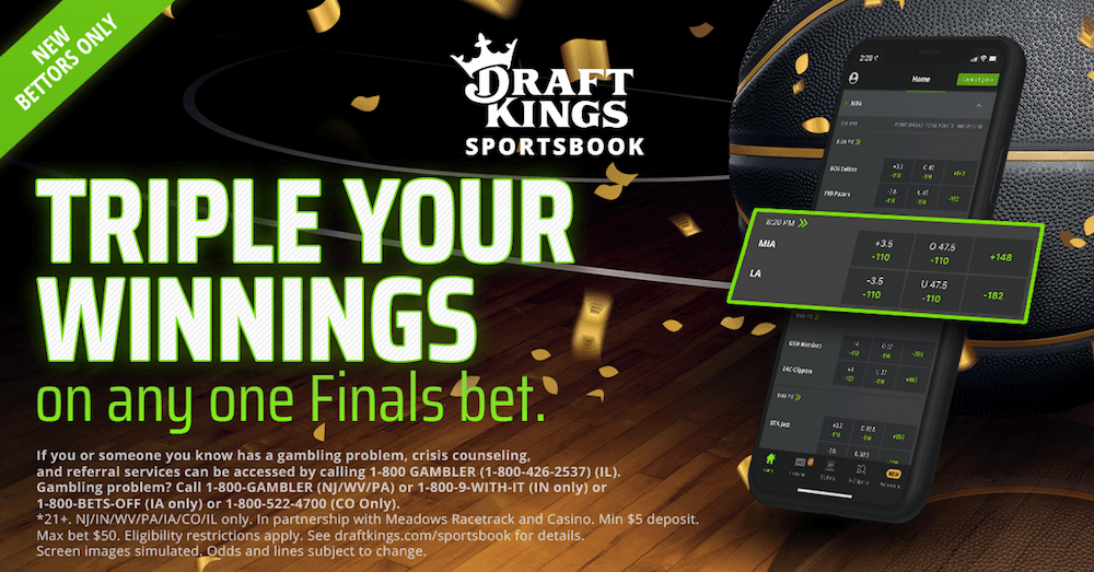 DraftKings_NBA Finals Promotion 2020