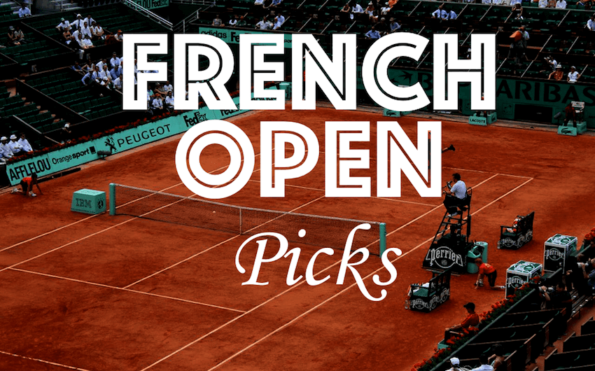 French Open Picks and Predictions