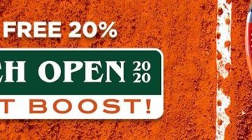 SugarHouse French Open profit Promo