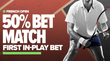 pointsbet french open promo