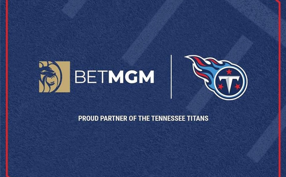 Tennessee Titans and BetMGM
