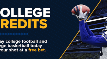 Earn Your College Credits Free Bet at William Hill