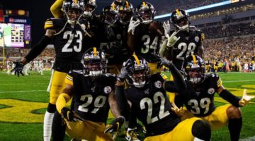 Pittsburgh Steelers A Good Bet To Go Undefeated?