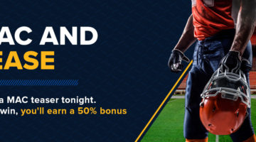 william hill Mac and Tease promo